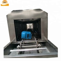 Commercial all kinds of plastic box / crate / basket washer