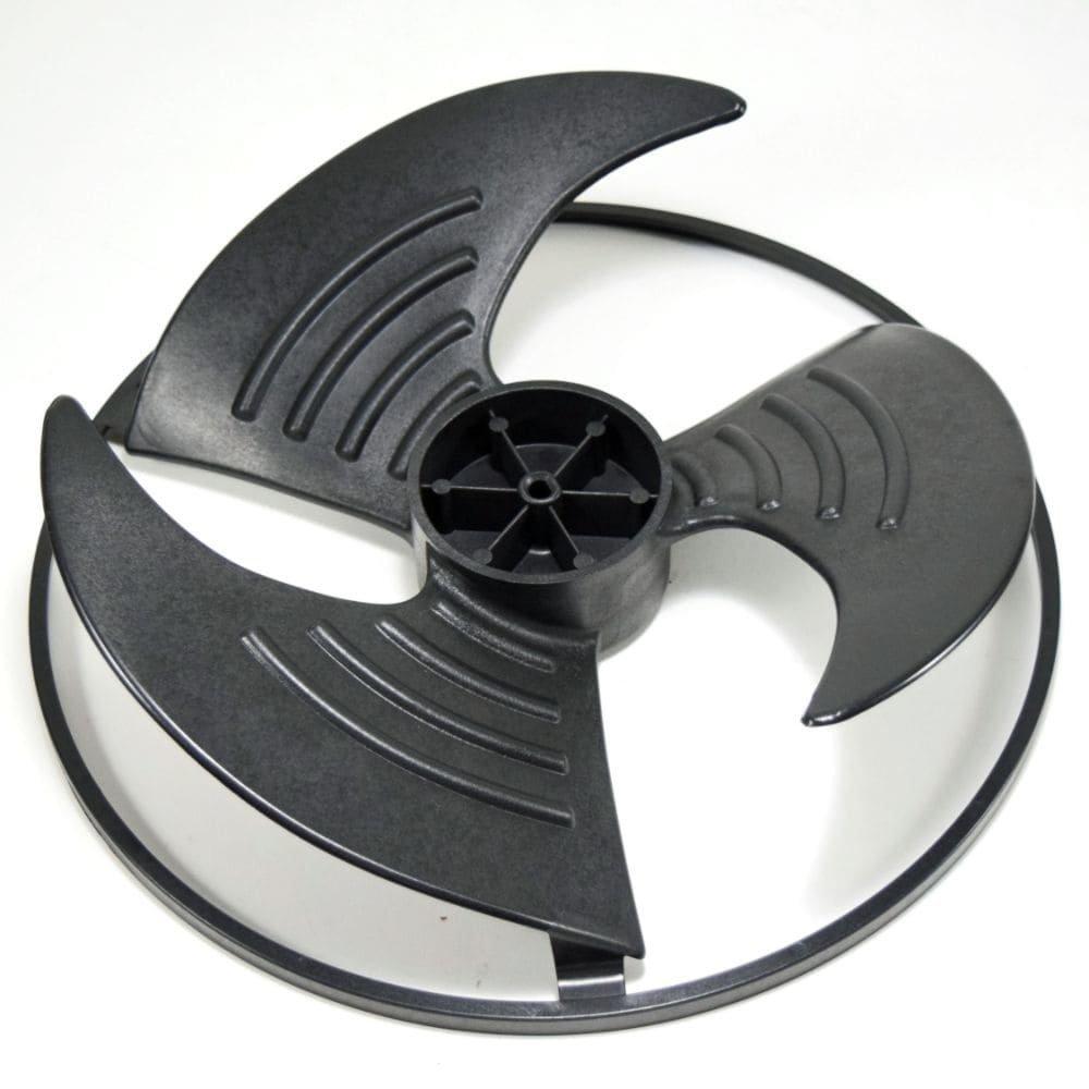 Goodman Mfg Co. 0161P00055S Room Air Conditioner Condenser Fan Blade Genuine Original Equipment Manufacturer (OEM) Part
