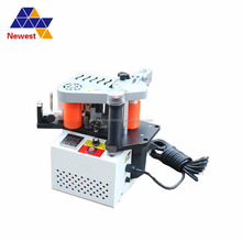 Houtbewerking Ajustable Speed Control Manual Edge Banding Machines 110 v/220 v