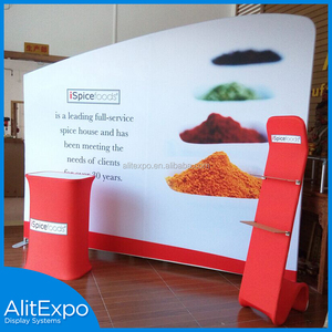 Portable Exhibition Stall Design