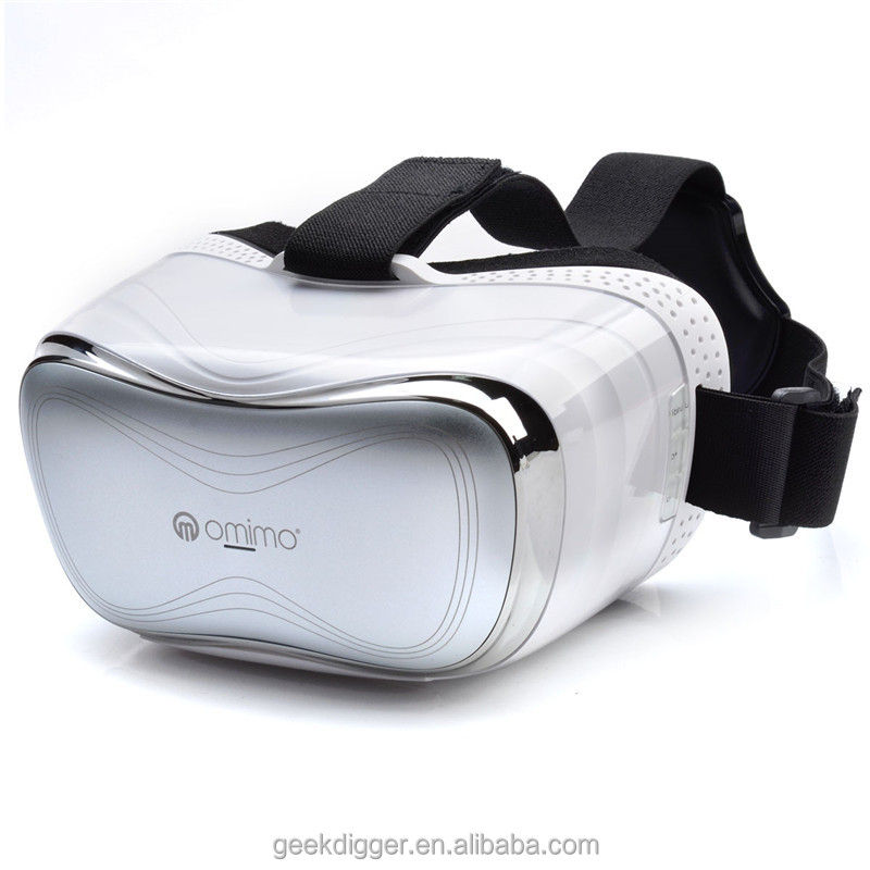 OMIMO 3d glasses All In One VR Glasses Virtual Reality 3D Glasses High Quality With 1080p Screen