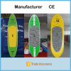 Inflatable SUP Board For Water Sports / PVC Tarpaulin Surfboard For Sale