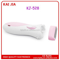 2014 Newest Design Electric Rechargeable Best Hair Removal Ladies Personal Shavers Epiltaor Reviews