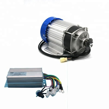 24v750w Brushless DC solar pump motor