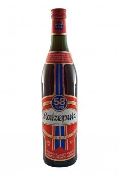 Ratzeputz Ingwer-schnaps 58% Vol - Buy Ratzeputz Product