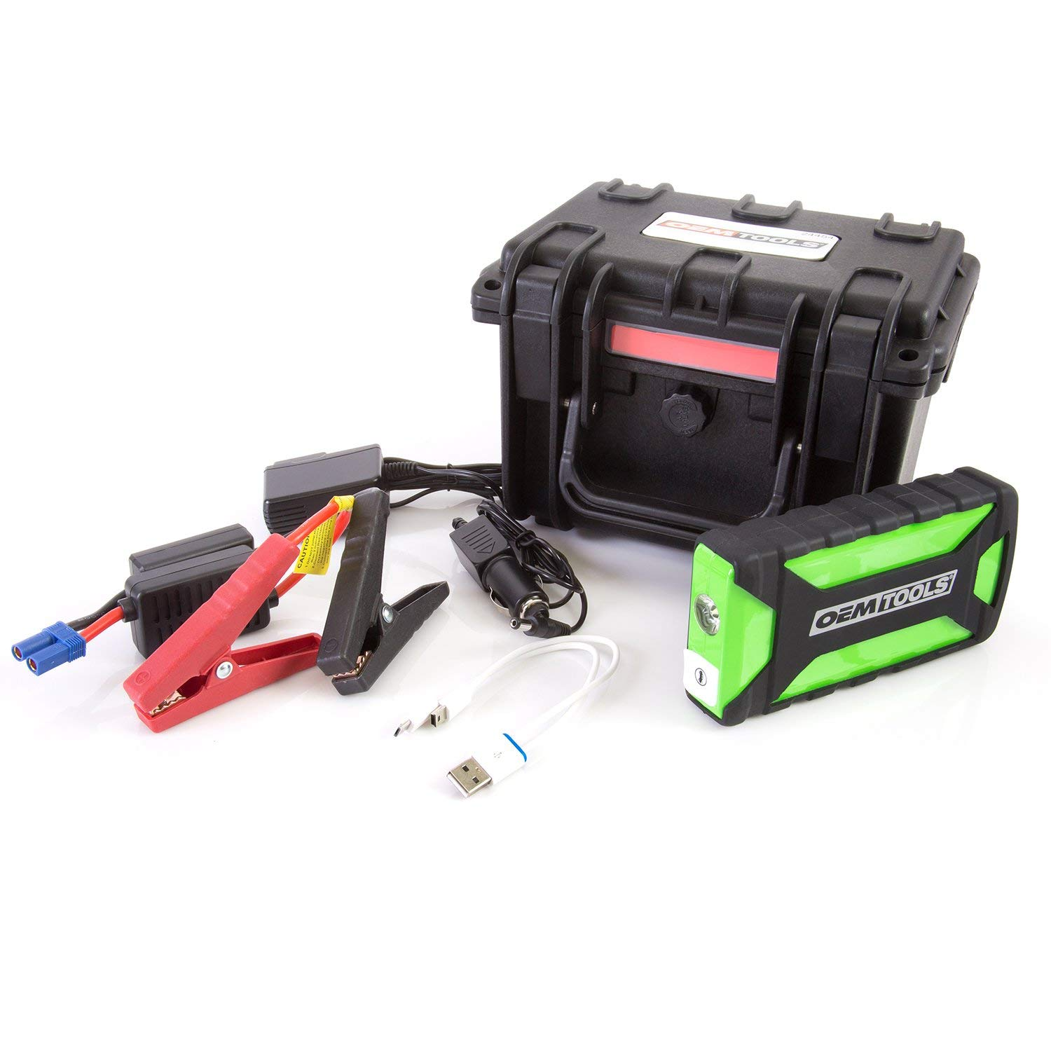 OEMTOOLS 24454 PPS-Maritime Multi-Use Portable Personal Power Source with Waterproof Storage Case