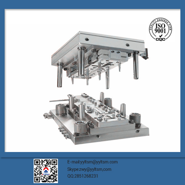 Custom PUHM TPE TPR PVC Ningbo factory made injection plastic mould mold for car accessory