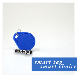 High quality Cheap low price MIFARE Classic 1K RFID Key fob with chip