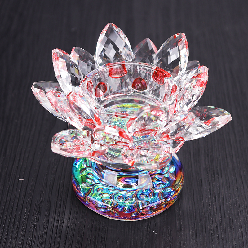 2019 hot selling crystal candleholder for wedding decoration