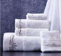 Factory direct sale 100% cotton super absorbent towel