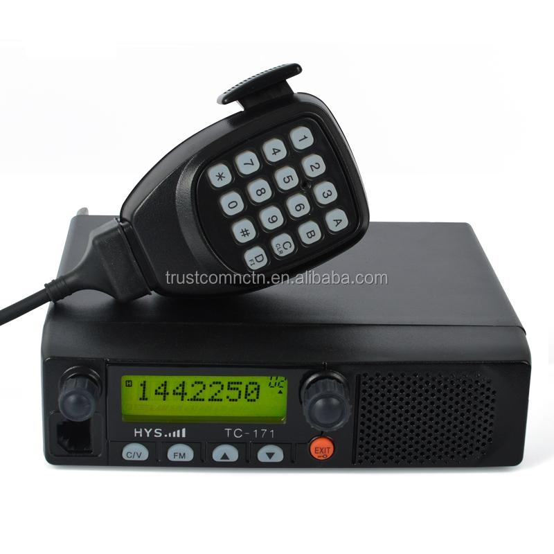 Best Selling Handheld CB Dual Band VHF UHF Mobile Car Radio