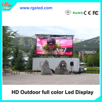 RGX Indoor and Outdoor LED Display Billboard with Pitch P2.5 P3 P4 P5 P6 P8 P10 P16