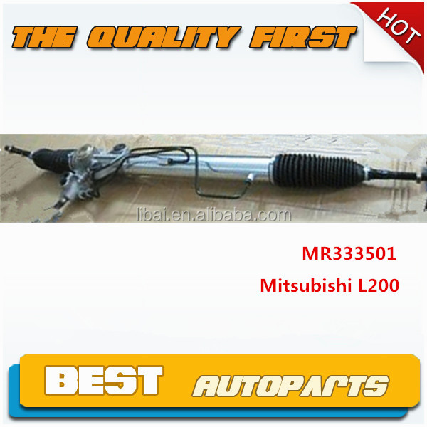 Power Steering Rack 44200-60170 for Mitsubishi L200 4WD RHD MR333501