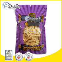 Dried fish jerky (Marinade Flavor) ,dried seafood snacks