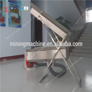 Gravity Concentrator Gold Mining Equipment for Arid Region