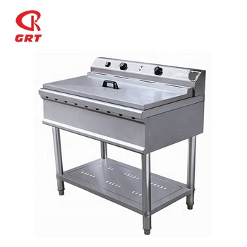 Commercial Induction Table-top Deep Fryer GRT-E52B