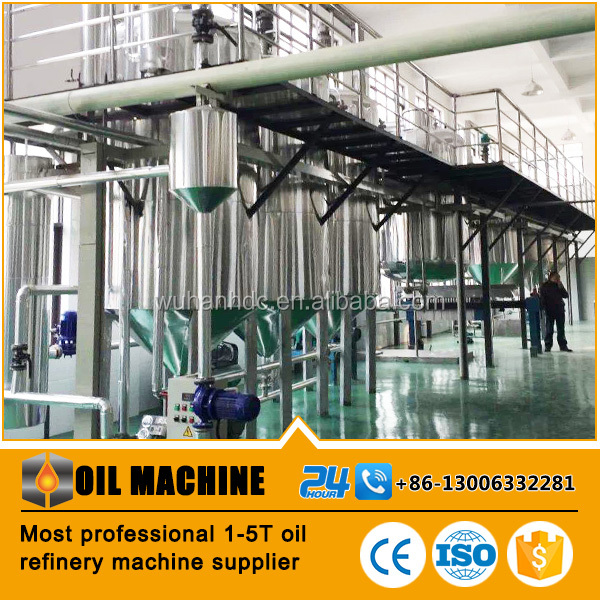 Malaysia Palm Oil Refining,Sunflower Oil Refining Machine 30t For ...