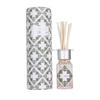 Promotional crystal bottle aroma reed diffuser home perfume