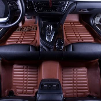 6d Car Floor Mats For Hyundai Santafe Maxcruz Veracruz Buy Car