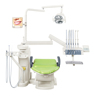 Hospital/Clinical Chair Dental Unit orthodontic 1st molar band with buccal tubes