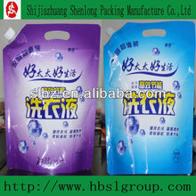 Excellent quality washing machine liquid detergent in bags