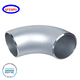 schedule 40 stainless steel pipe fittings 90 degree elbow of asme B16.9