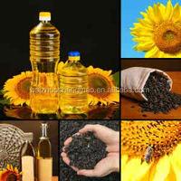 High Quality 100% Refined Bottled Sunflower Oil for Sale