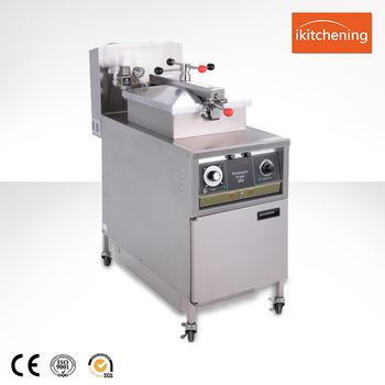 factory price electric deep fat pressure fryer high pressure fryer deep fryer friteuse for