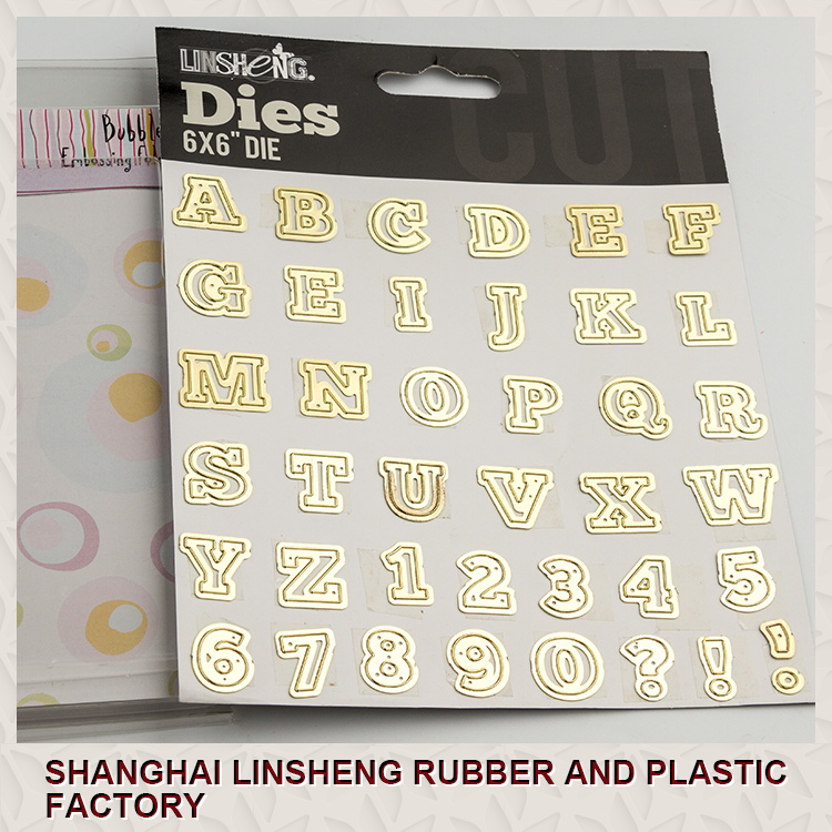 Metal Stencil Cutting Dies Scrapbooking Product Cutting Die For Scrapbook