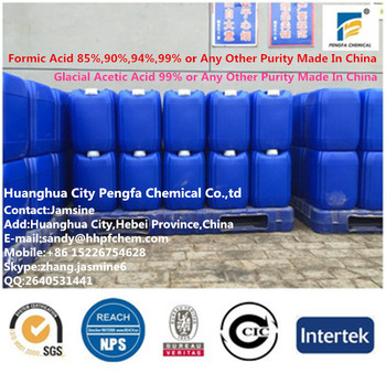 Glacial Acetic Acid/ Formic Acid-china Pengfa Chemical Supplier ...