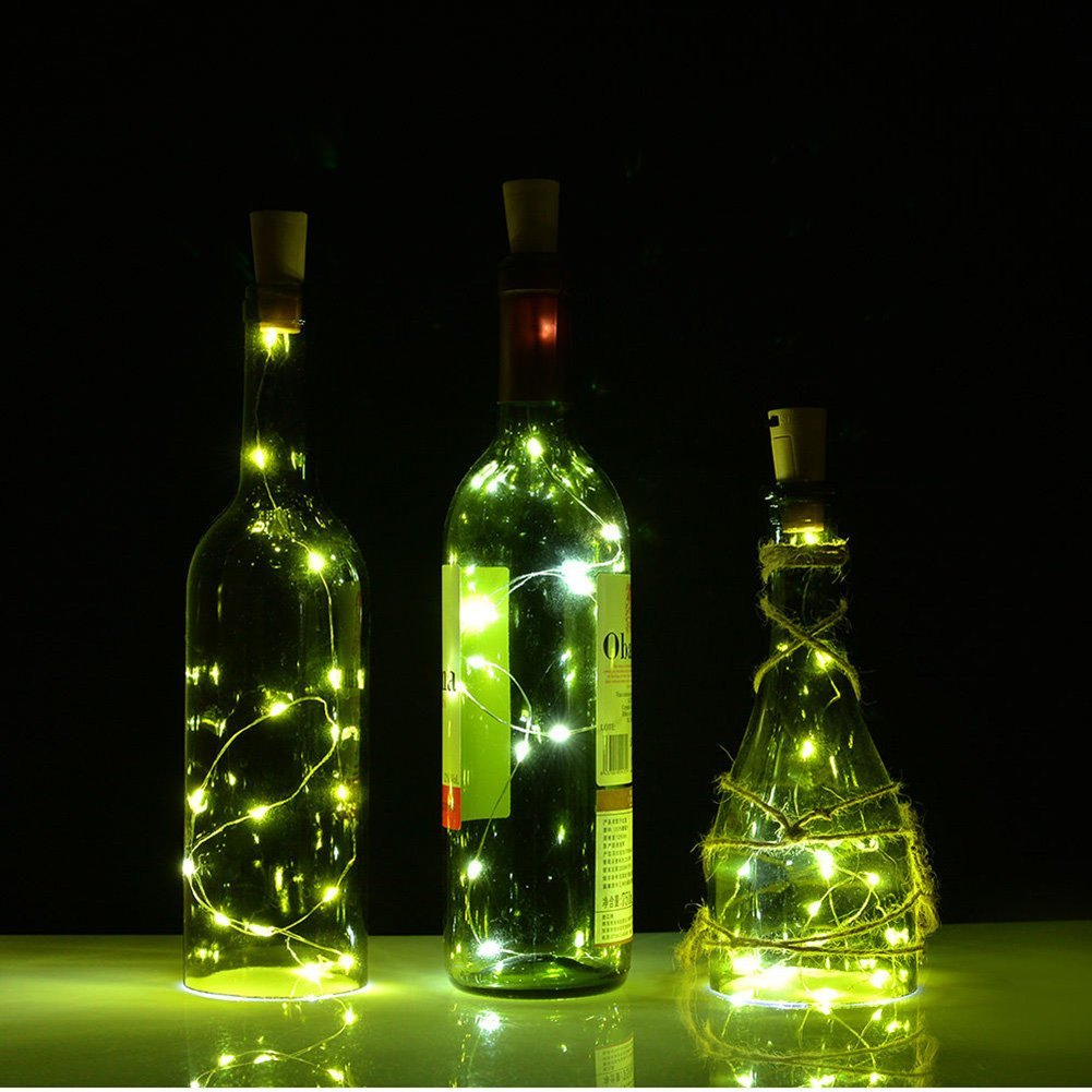 Bottle Mini String Lighting Pack of 33