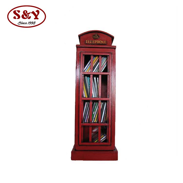 Wholesale Vintage Furniture Red Phone Booth Cabinet   Buy Wood  Cabinet,Phone Booth Cabinet,Wholesale Vintage Furniture Product On  Alibaba.com