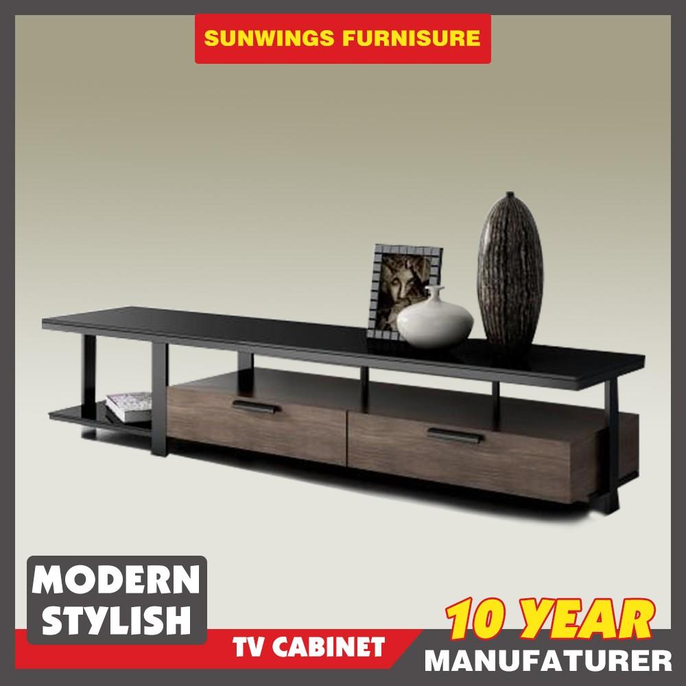 Walmart de madera mueble tv y soporte TV barato para la venta ...
