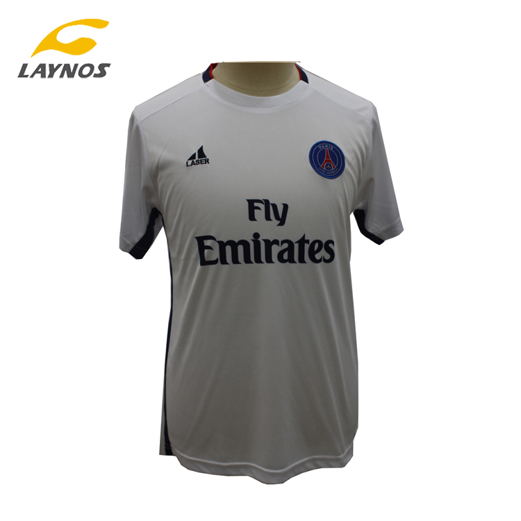 wholesale cheap fabric cooldry psg soccer jersey