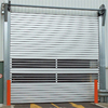 Automatic Aluminum Fast Spiral Door CE Approved/ High Speed Door Company 20 Years Production Experience