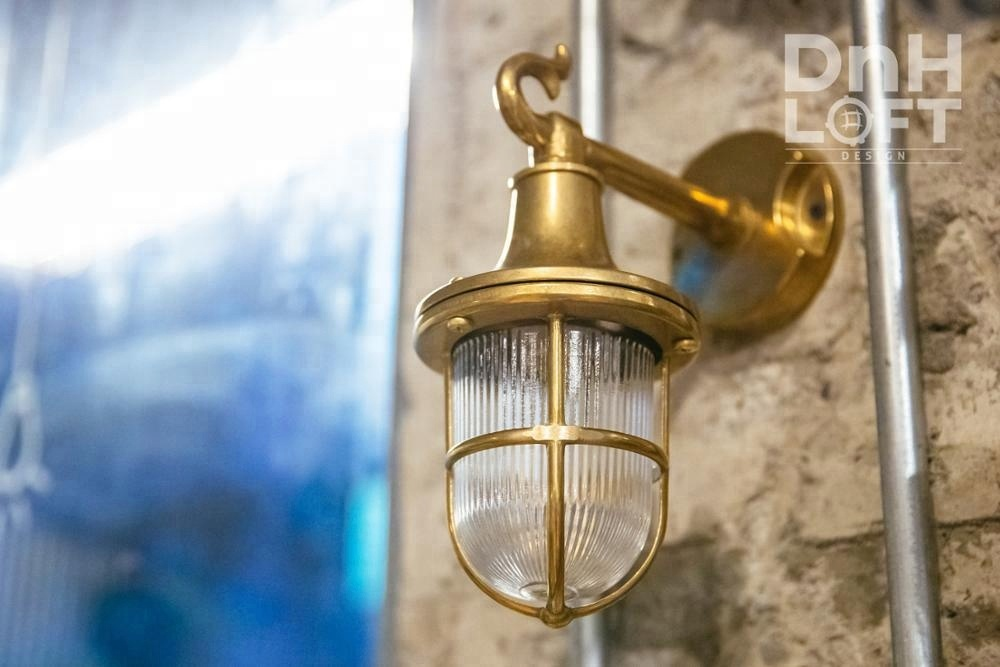 Led Decorative Br Wall Sconce Fancy Outdoor Garden Light