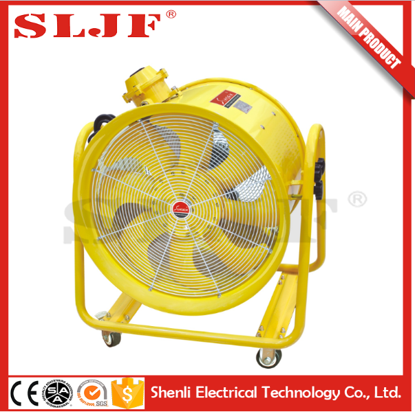 high performance 2200W power football fan items air cooling fan