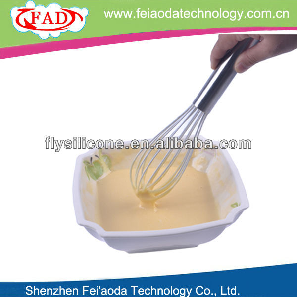 Innovative Silicone Mixing String Whisk Safe For Cookware