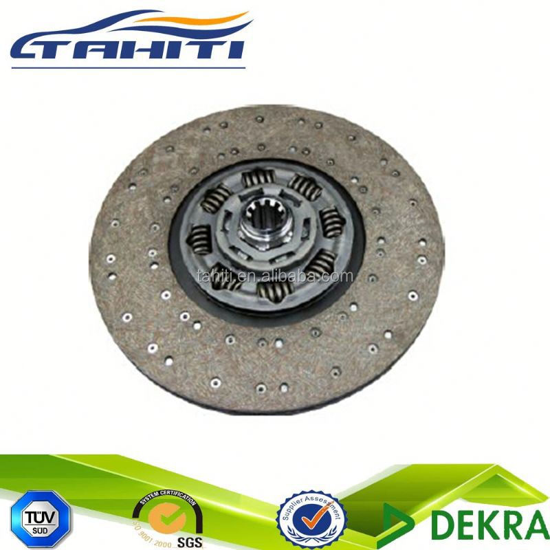 Auto parts truck clutch plate/plate compactor clutch OEM 1878 000 055/1862 226 511