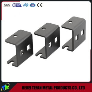 Stamping Steel Universal Tray Accessory Side Mounting Bracket