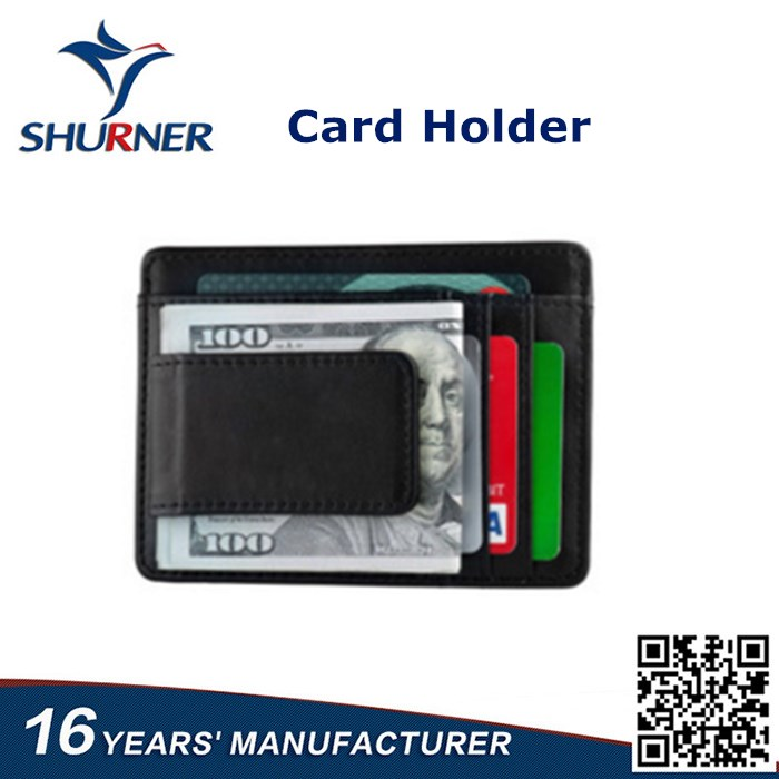 Factory custom new style one dollar wallet,universal travel wallet rfid for men