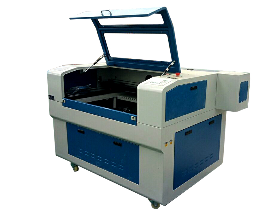 Hout acryl 1mm 2mm 3mm co2 laser snijmachine voor Acryl/Hout/Metaal