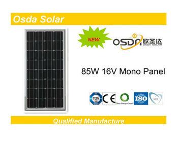 Oda85-16-m 85w Solar Panel Rotating - Buy Solar Panel ...