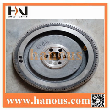 4D34 Flywheel 280MM*114T*6H*15MM ME012546