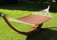 Four Hands Wood Hammock Stand