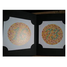 1cebb7d6fc6 Buy Official Ishihara Color Blindness Test - Options 38 Plate in Cheap  Price on Alibaba.com