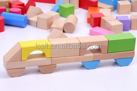 custom 1cm colorful wooden cube for board games