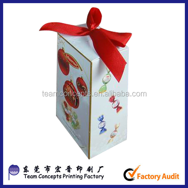 Small Christmas sweety Gift Boxes for kids
