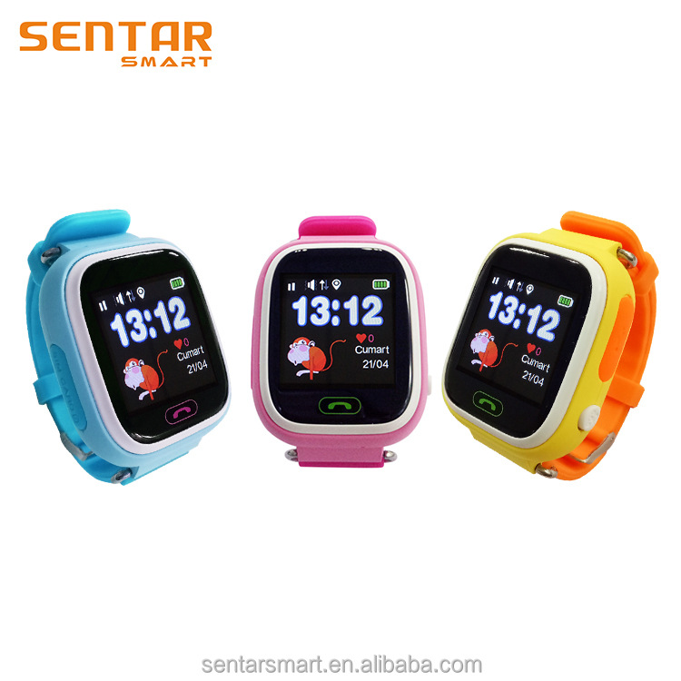 2018 Best Gift Android Smart Watch for Primary Children Micro GPS Tracking Chip фото