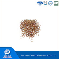 Bcup-2 brass welding ring / Phos Copper Brazing Alloys